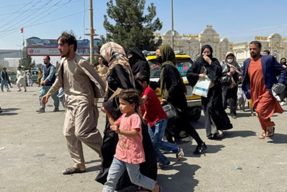 Жители Кабула заявили о ненависти к войскам США
