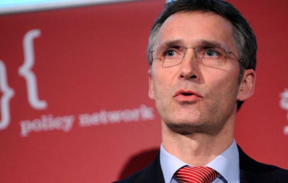 Столтенберг заявил о заморозке помощи Афганистану со стороны НАТО