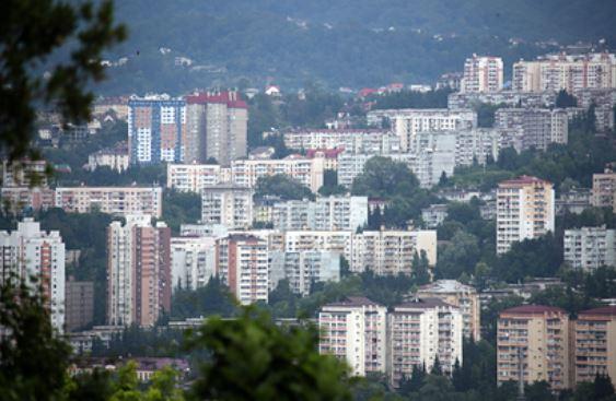 Сочи обогнал Москву по ценам на жилье