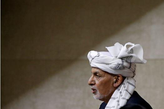 Раскрыт обман бывшего президента Афганистана перед его побегом из страны