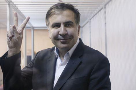 Стало известно о состоянии Саакашвили во время голодовки